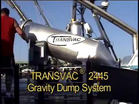 Transvac 2445 Gravity Dump System