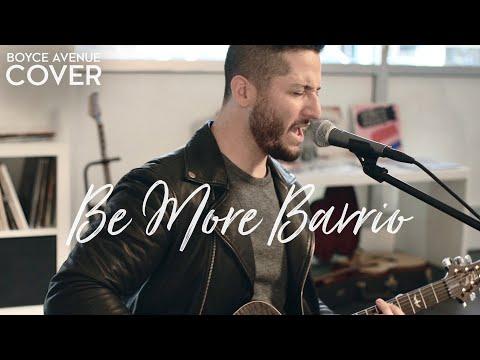 #bemorebarrio (Sheppard Cover)