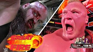 Nonton WWE Great Balls of Fire 2017 Highlights - WWE Great Balls of Fire 9th July 2017 Highlights HD Film Subtitle Indonesia Streaming Movie Download