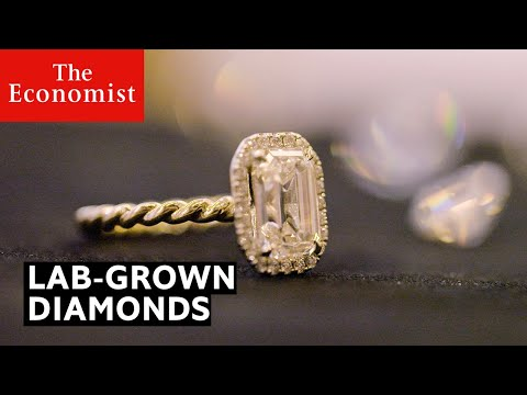 Are lab-grown diamonds the future? | The Economist