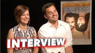 Nonton Digging For Fire  Jake Johnson And Rosemarie Dewitt Exclusive Interview Film Subtitle Indonesia Streaming Movie Download