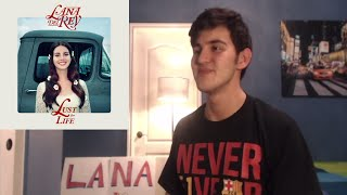 Lana Del Rey - Lust For Life Album (Reaction/Review)! Love, Lust For Life, Summer Bummer, Groupie Love, Coachella & More!