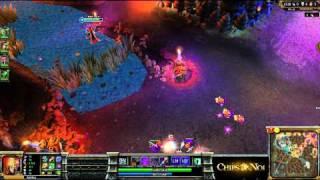 (HD135) Mad vs Militia - League Of Legends Replay [FR]