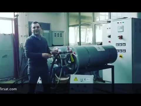 DikoMarine İMES Üretim Tesislerinde Su Yapıcı Testleri