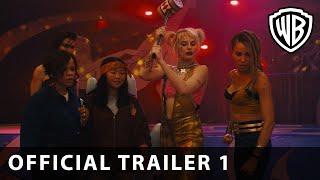 Birds of Prey - Official Trailer 1 - Warner Bros. UK