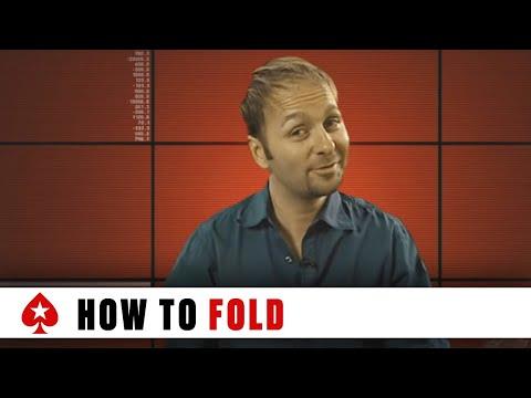 The Art of Folding a Good Poker Hand 1