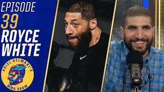 Royce White on fighting: 'This is no CM Punk move' | Ariel Helwani's MMA Show