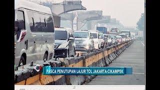 Video Penutupan Jalur Berakhir, Tol Jakarta-Cikampek Ramai Lancar - iNews Pagi 18/07 MP3, 3GP, MP4, WEBM, AVI, FLV Juli 2018