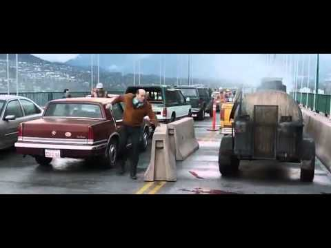 Final Destination 5 Bridge Collapse Scene HQ)