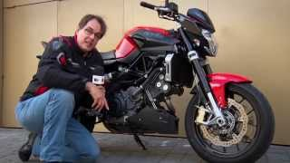 7. Motos x1000 : Test Aprilia Shiver 750 ABS