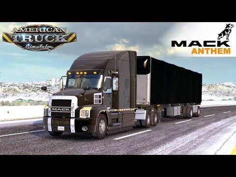 Mack Anthem Custom v1.01