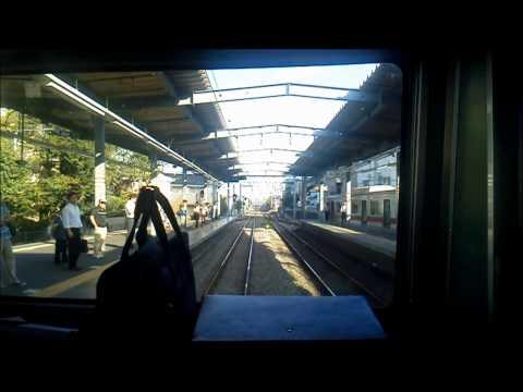 前面展望 西武3000系 快急 池袋行Cab view Seibu Ikebukuro line for Ikebukuro (видео)
