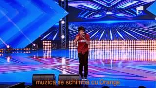 "Bogdan Bratis - One Republic - ""Apologize"" - X Factor Romania, sezonul trei"