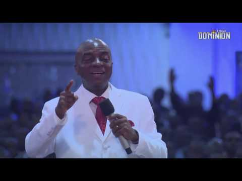 WALKING IN FINANCIAL DOMINION - BISHOP DAVID OYEDEPO