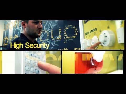 instalace EZS, CCTV High Security