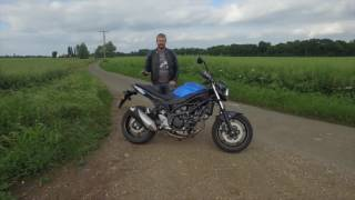 6. 2000 miles on a Suzuki SV650 | Long term update | Motorcyclenews.com