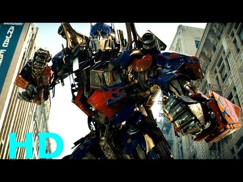 Autobots Vs. Decepticons ''Final Battle''- Transformers-(2007) Movie Clip Blu-ray HD Sheitla