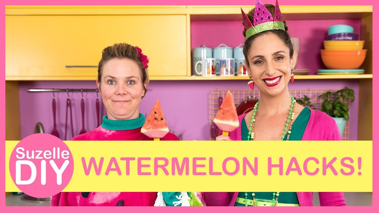 Watermelon Hacks!