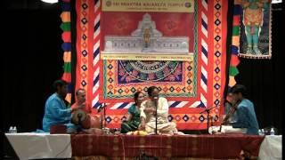 Dr Balamuralikrishna SBAT Concert