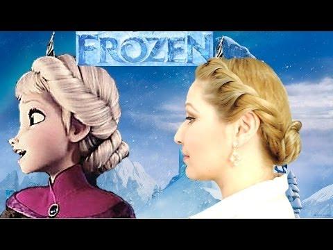 marisolguerita - Frozen Inspired Elsa's Coronation updo hairstyle tutorial suscribete a mi canal https://www.youtube.com/user/marisolguerita info SIGUEME SIGUEME EN MIS REDES...