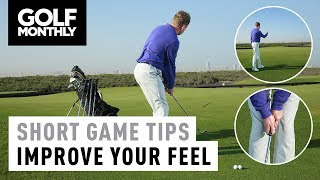► In this video Golf Monthly Top 25 Coach Keith Wood shares some of his thoughts and drills that will help you improve your feel around the green► Become a FREE SUBSCRIBER to Golf Monthly's YouTube page now - https://www.youtube.com/golfmonthly► For the latest reviews, new gear launches and tour news, visit our website here - http://www.golf-monthly.co.uk/► Like us on Facebook here - https://www.facebook.com/GolfMonthlyMagazine►Follow us on Twitter here - https://twitter.com/GolfMonthly►Feel free to comment below! ►Remember to hit that LIKE button if you enjoyed it :)