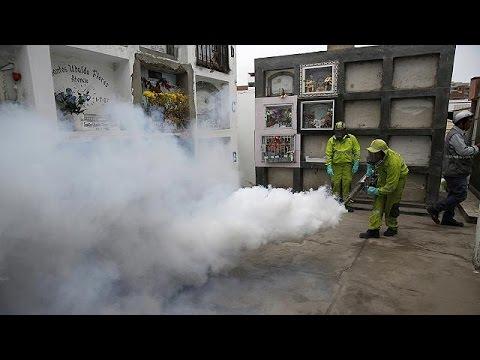Βραζιλία: Ανησυχία ότι ο ιός Ζίκα μεταδίδεται και με τα σωματικά υγρά