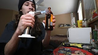DABBING OUT OF MY NEW GLASS by RawOG420