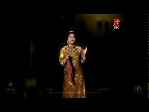 Umm Kulthum Hologram (YouTube / ND Productions)
