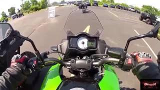 4. Kawasaki Demo (2014 Kawasaki Versys 650)