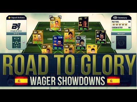 FUT13 | RTG Wager Matches in Spain | The End Is Near! #18
