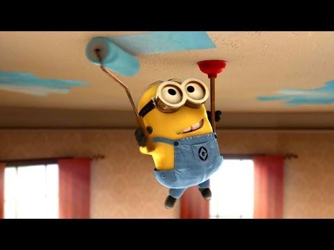 Minions Mini Movie 2016 - Despicable Me 2 Funny Commercial Clips
