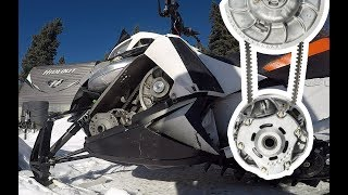 8. Arctic Cat M8000 CLUTCH PROBLEMS | RESOLVED