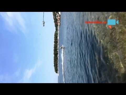 Surfing v Chorvatsku