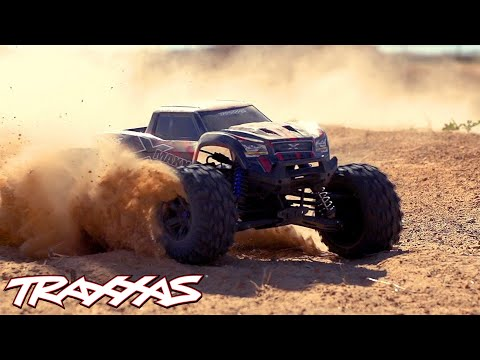 Traxxas X-Maxx: The Evolution of Tough