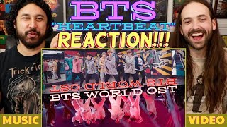 BTS (방탄소년단) | Heartbeat MV + BTS WORLD Trailer  - REACTION!!! by The Reel Rejects