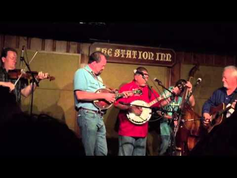 Brian Blaylock with David Parmley & Cardinal Tradition - Bluegrass Breakdown