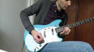 Guitar: Fender Mustang custom: original neck from 1966; vintage tremolo unit, wizard repro pickups and a cij body from 1997 Amp: Fender Blues Junior Special edition Lacquered Tweed (Jensen speaker) Pedal: Electroharmonix Neo Clone Chorus(+ reverb from the amp)/////listen my music here: https://sebastienduhamel.bandcamp.com/instagram: https://www.instagram.com/seb_thatgreen/soundcloud: https://soundcloud.com/that-greenfacebook: https://www.facebook.com/thatgreenlofi//////