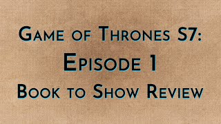 Ashaya & Aziz are rejoined by Radio Westeros for Season 7! We'll take some live questions while comparing the books to the ...