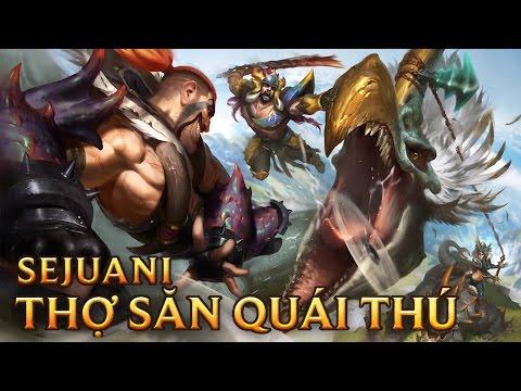 Sejuani Thợ Săn Quái Thú - Beast Hunter Sejuani