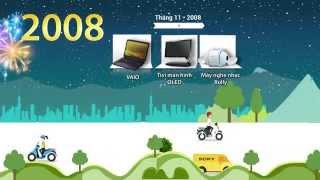 Sony Xuyên Việt 2014 _ Chuyến Hành Trình Qua 7 Tỉnh Thành