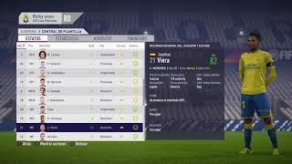 Video FIFA 18 - UD LAS PALMAS CARAS / PLAYER FACES Y PLAYER RATINGS MP3, 3GP, MP4, WEBM, AVI, FLV November 2017