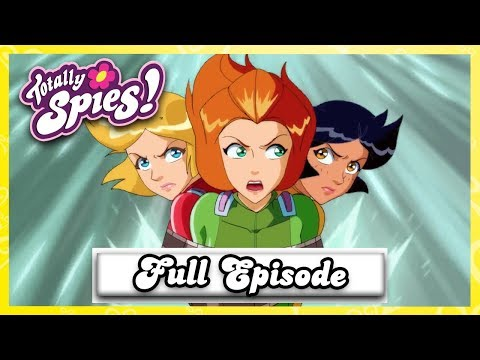 Danger TV | Totally Spies - Season 6, Episode 23