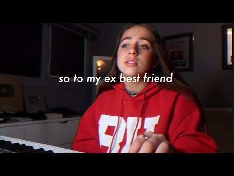 Download dear ex best friend - original song by tate mcrae MP3