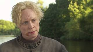 Subscribe to the Game of Thrones YouTube: http://itsh.bo/10qIOan Brienne and Jaime reveal parts of themselves. Continue ...