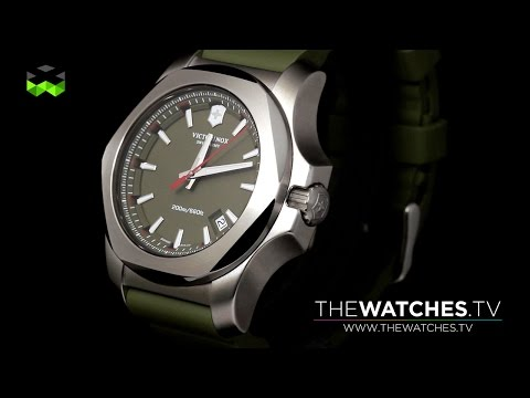 The Very Strong I.N.O.X. By Victorinox