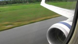 Honiara Solomon Islands  City new picture : 737-800 Landing in Honiara, Solomon Islands