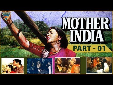 Mother India(1957) Hindi Classical Movie Part 01    Nargis,Sunil Dutt    Eagle Hindi Movies
