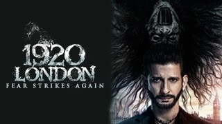 1920 LONDON  OFFICIAL THEATRICAL TRAILER  06 May 2016