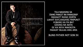 Abaddon - Blind Father Not Son Ft. Pino G. (With Lyrics)