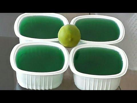Unhas de gel - Faça pasta brilho gel com a base transparente caseira.